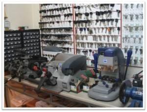 Automotive Locksmith Equipment