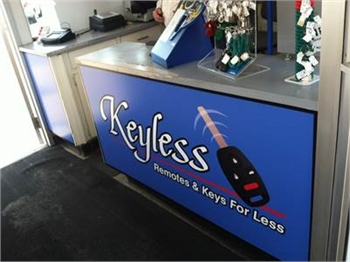 The Keyless Shop at Chapel Hill Mall