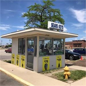 The Keyless Shop at Sears