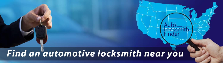Find an Authomotive Locksmith near you