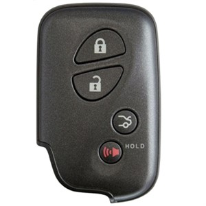 What is a PROX key, Smart Key, or Intelligent Key?