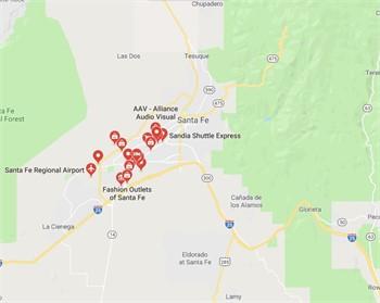 Locksmiths Near Albuquerque-Santa Fe NM 87507